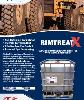 Applied Brand - RimtreatX Rim Corrosion Inhibitor