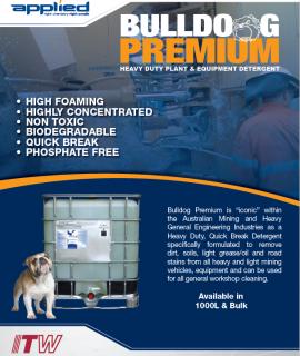 Applied Brand - Bulldog Premium