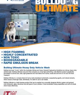 Applied Brand - Bulldog Ultimate