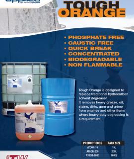 Applied Brand - Tough Orange