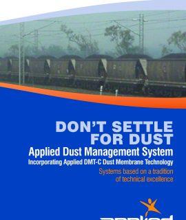 Applied Brand - Dust Management System Brochure