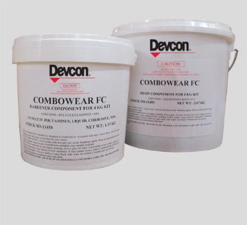 Combo Wear FC- an epoxy based high performance wearing compound