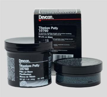 Titanium Putty – A high performance, titanium reinforced epoxy engineered