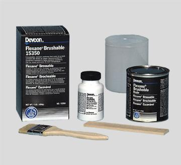Flexane Brushable – Protects equipment surfaces from wear and abrasion