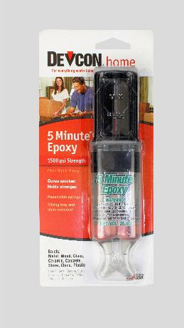 5 Minute Fast Drying Epoxy – A Rapid Curing, General Purpose Epoxy Adhesive / Encapsulant
