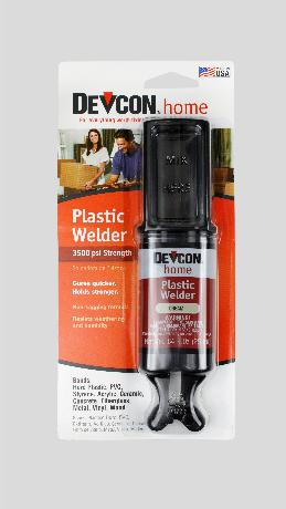 Plastic Welder – a toughened structural adhesive formulated