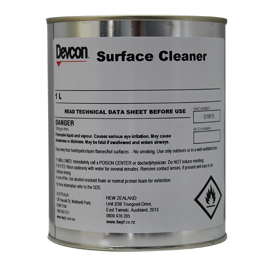 Surface Cleaner – safe multipurpose, non-trichloroethane degreaser