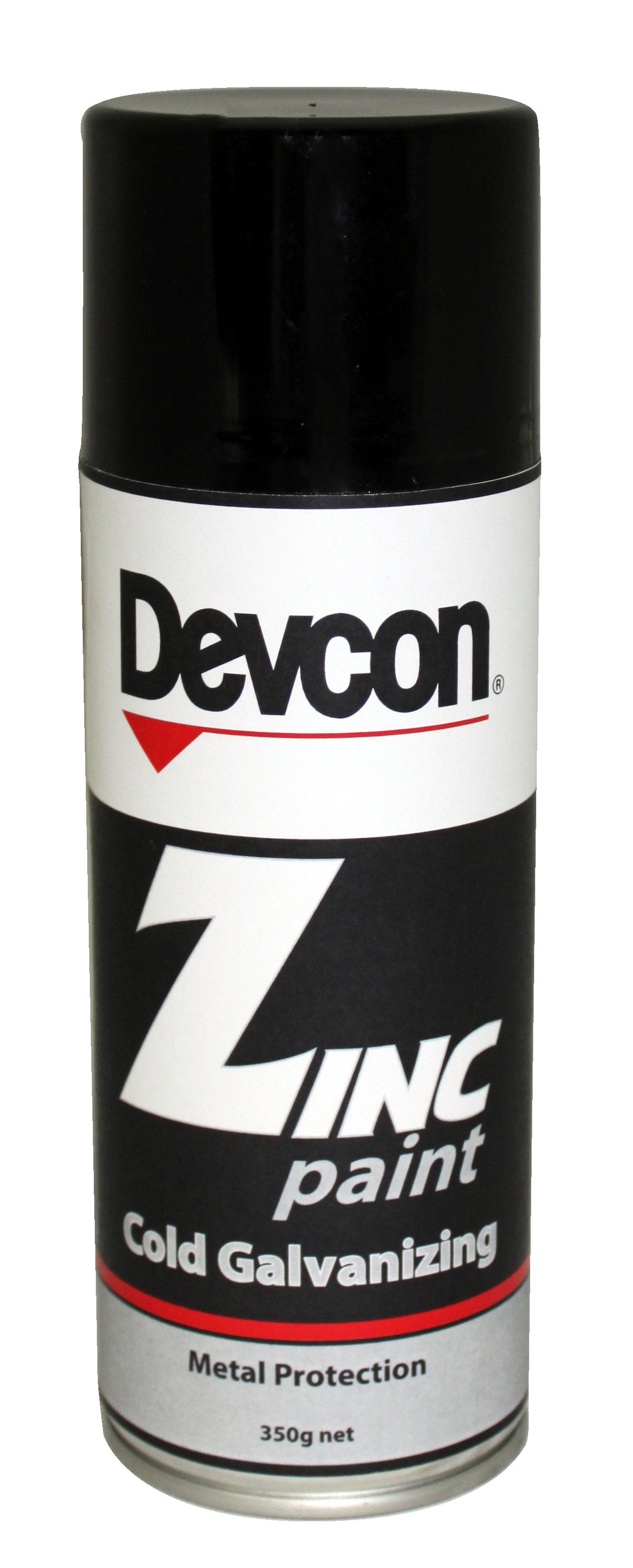Devcon Zinc Paint