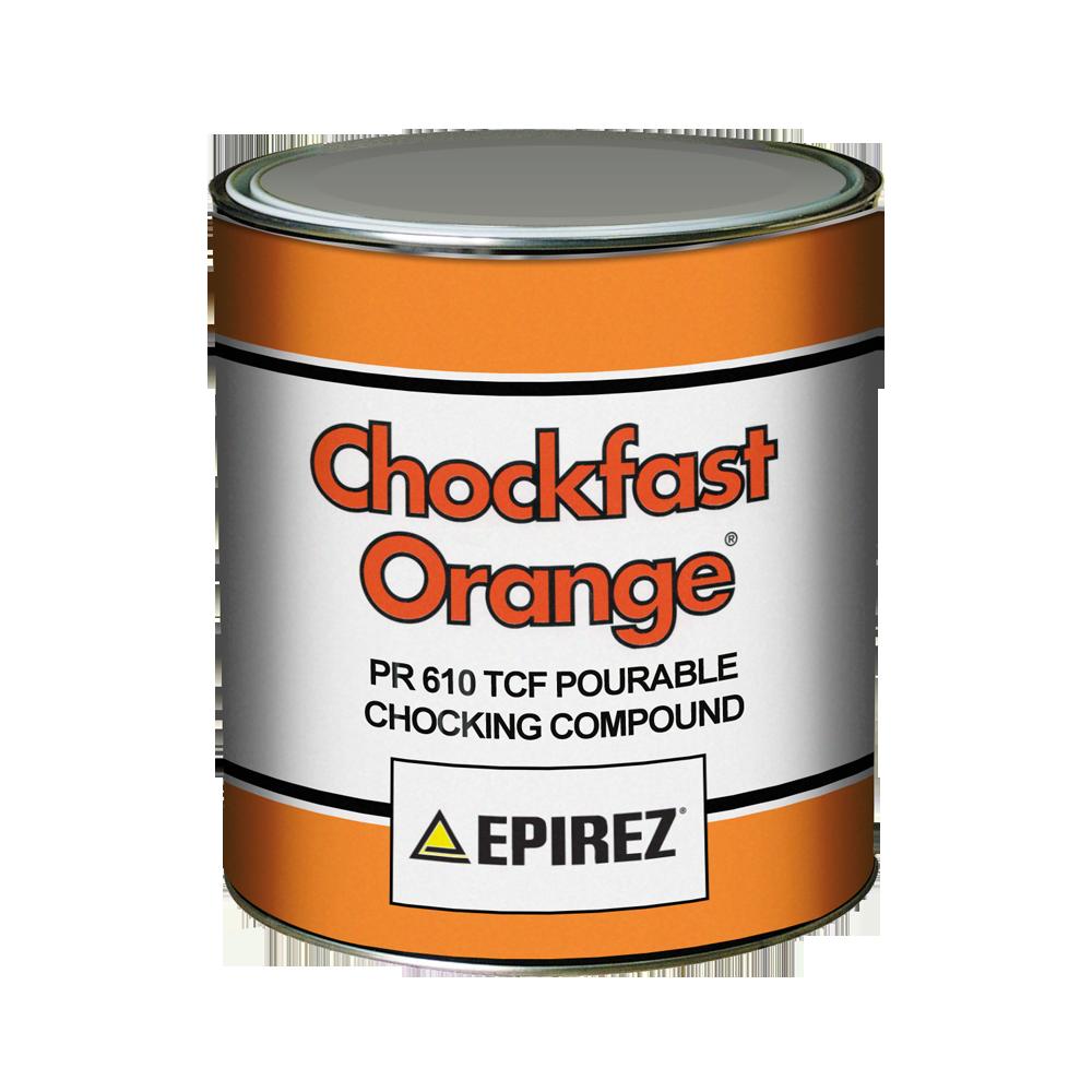 Chockfast® Orange – Marine chocking compound