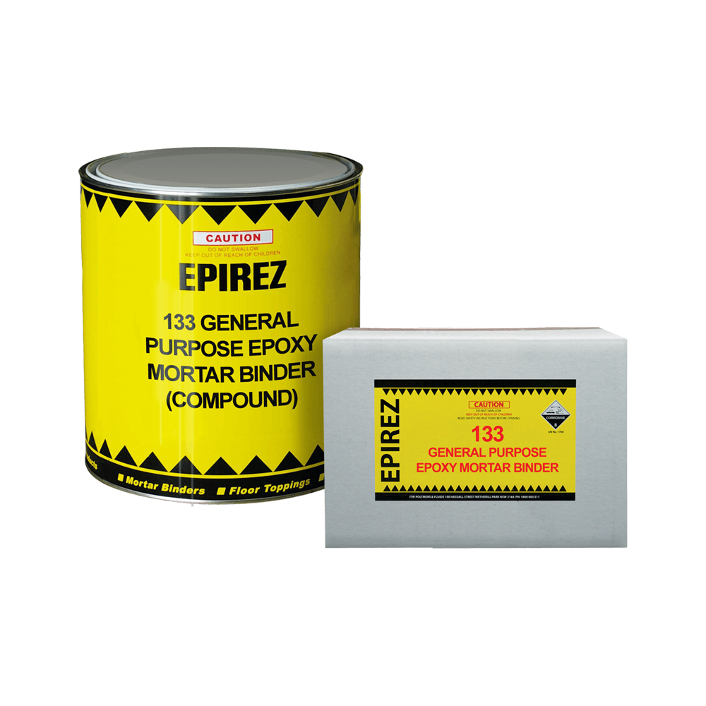 General Purpose Epoxy Mortar Binder (133)