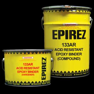 Acid Resistant Epoxy Binder