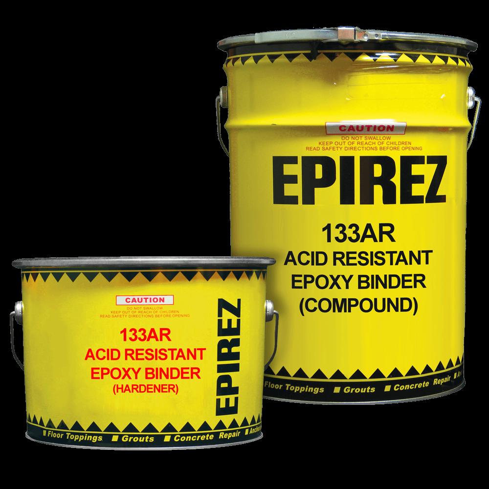 Acid Resistant Epoxy Binder (133AR)
