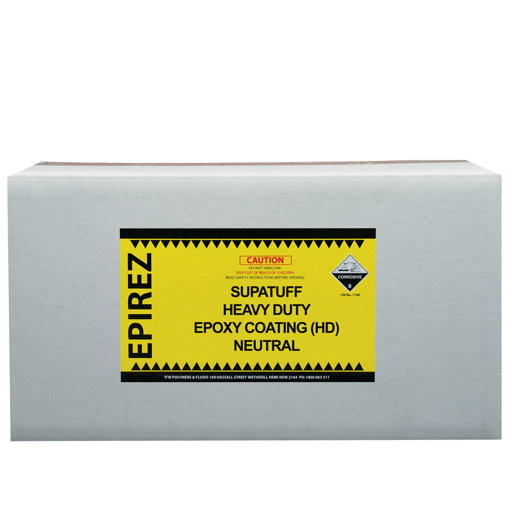 Supatuff Heavy Duty Epoxy Coating (HD)