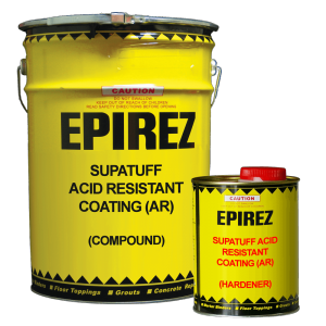 Supatuff Acid Resistant Coating