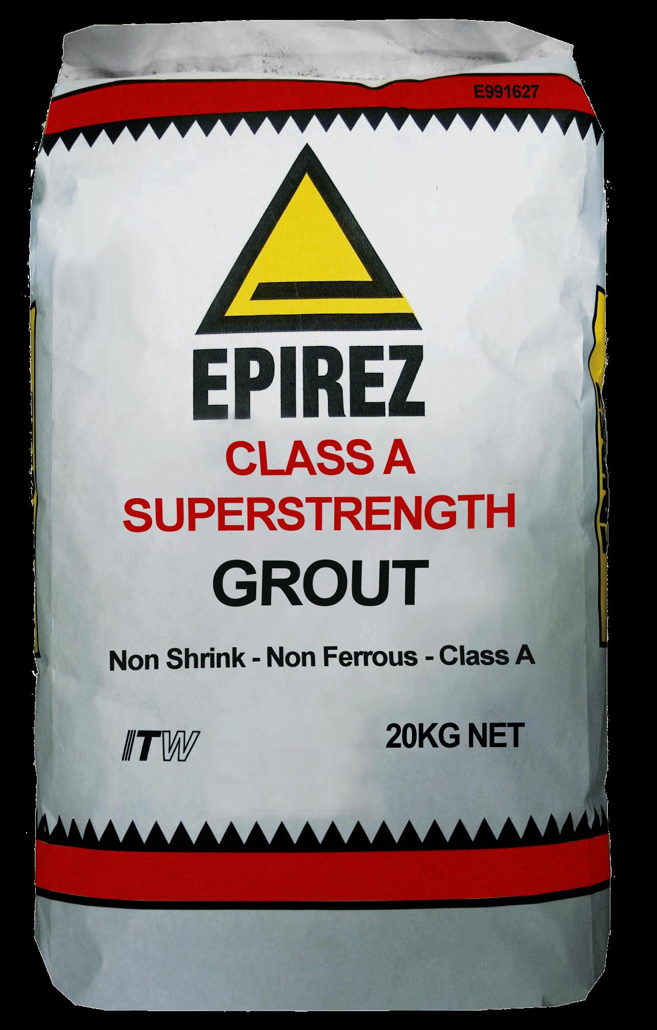 Class A Superstrength Grout