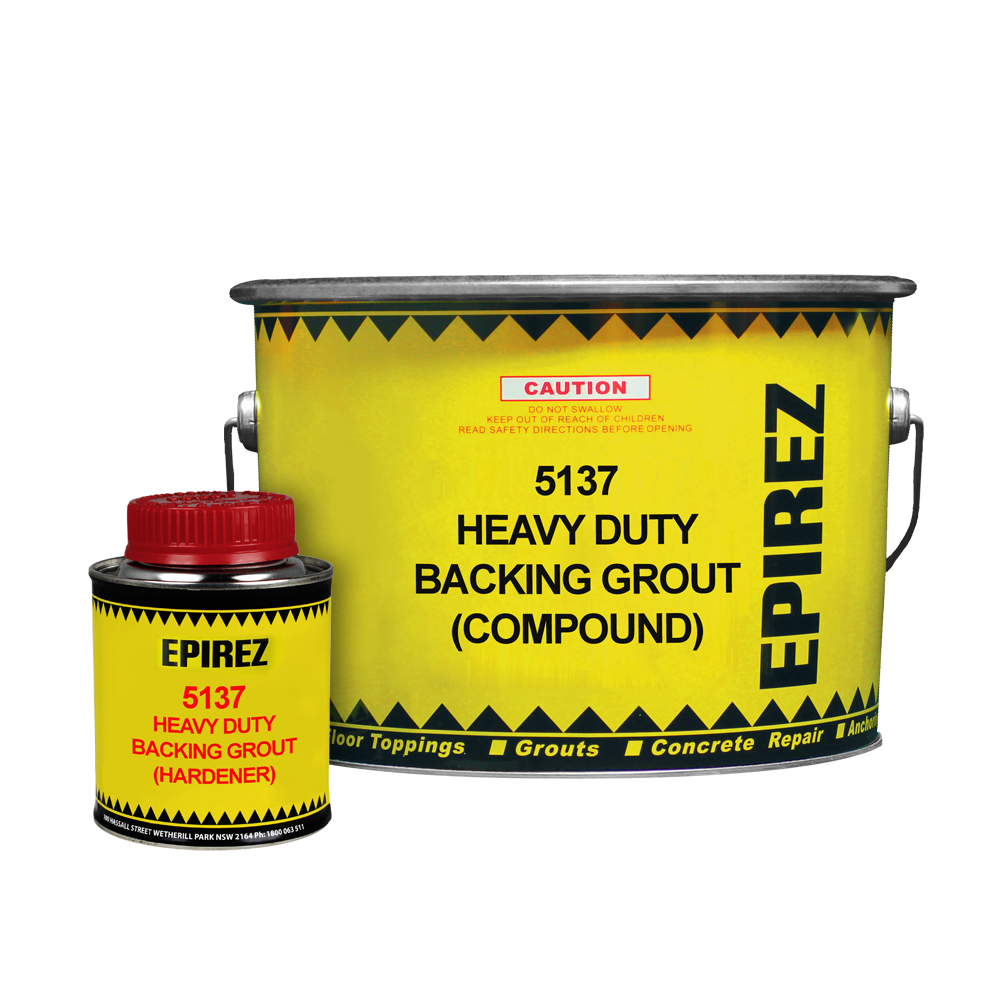 Heavy Duty Backing Grout (5137)