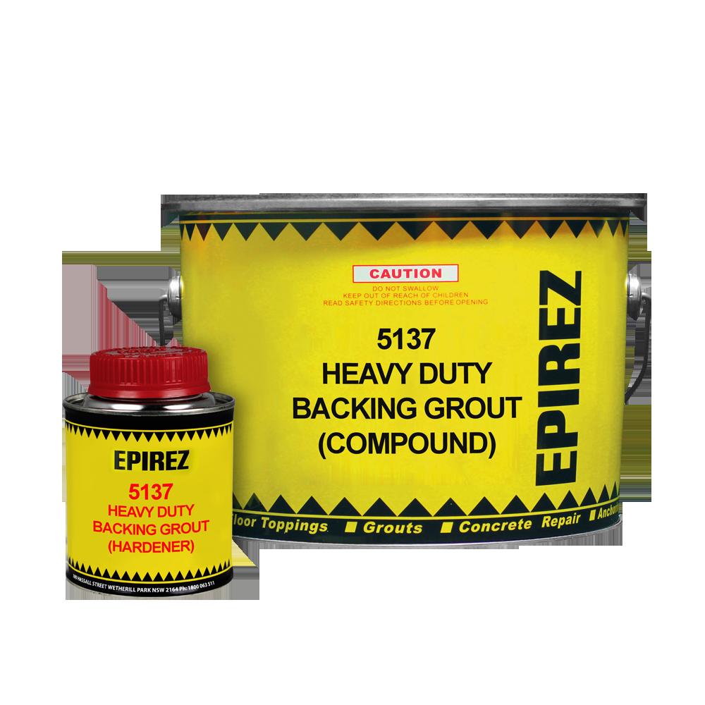 Heavy Duty Backing Grout (5137)