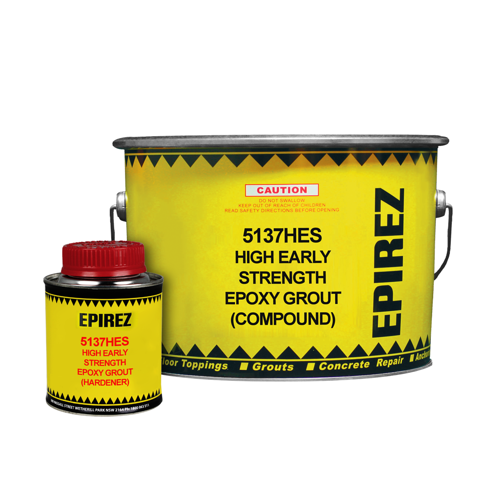 High Early Strength Epoxy Grout (5137HES)