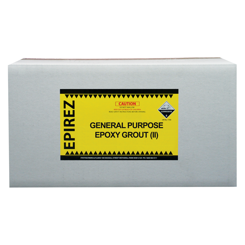 General Purpose Epoxy Grout (II)