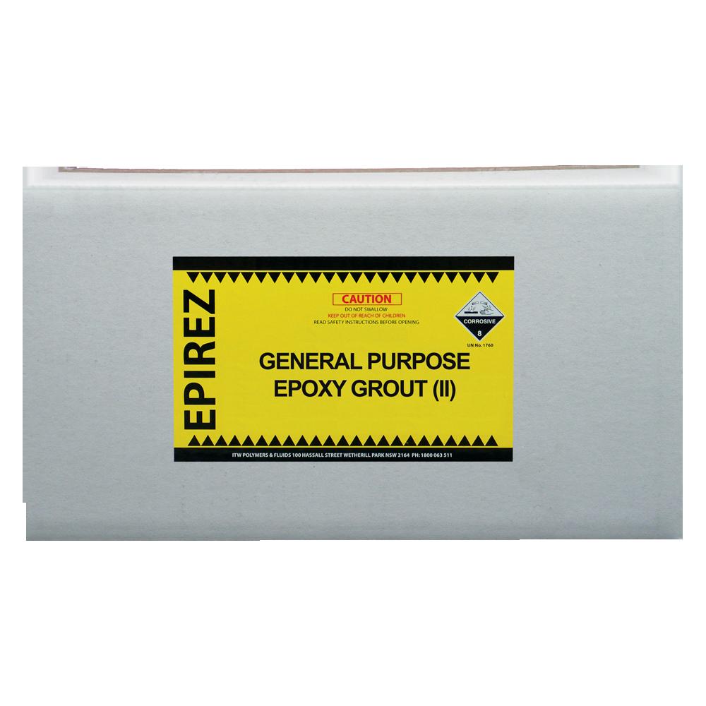 General Purpose Epoxy Grout (II)