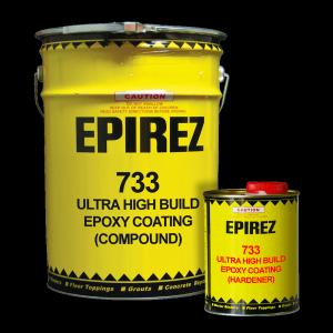Ultra High Build Epoxy Coating