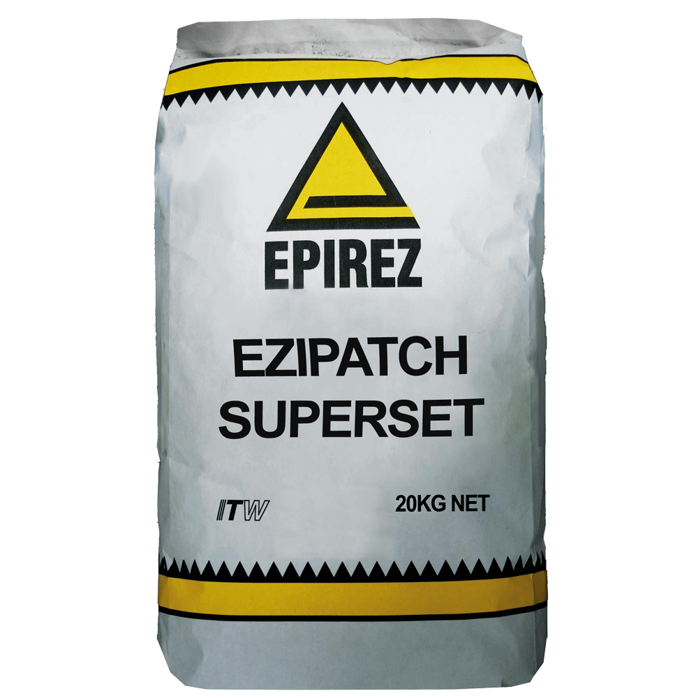 Ezipatch Superset – Non-shrinking – Fast setting
