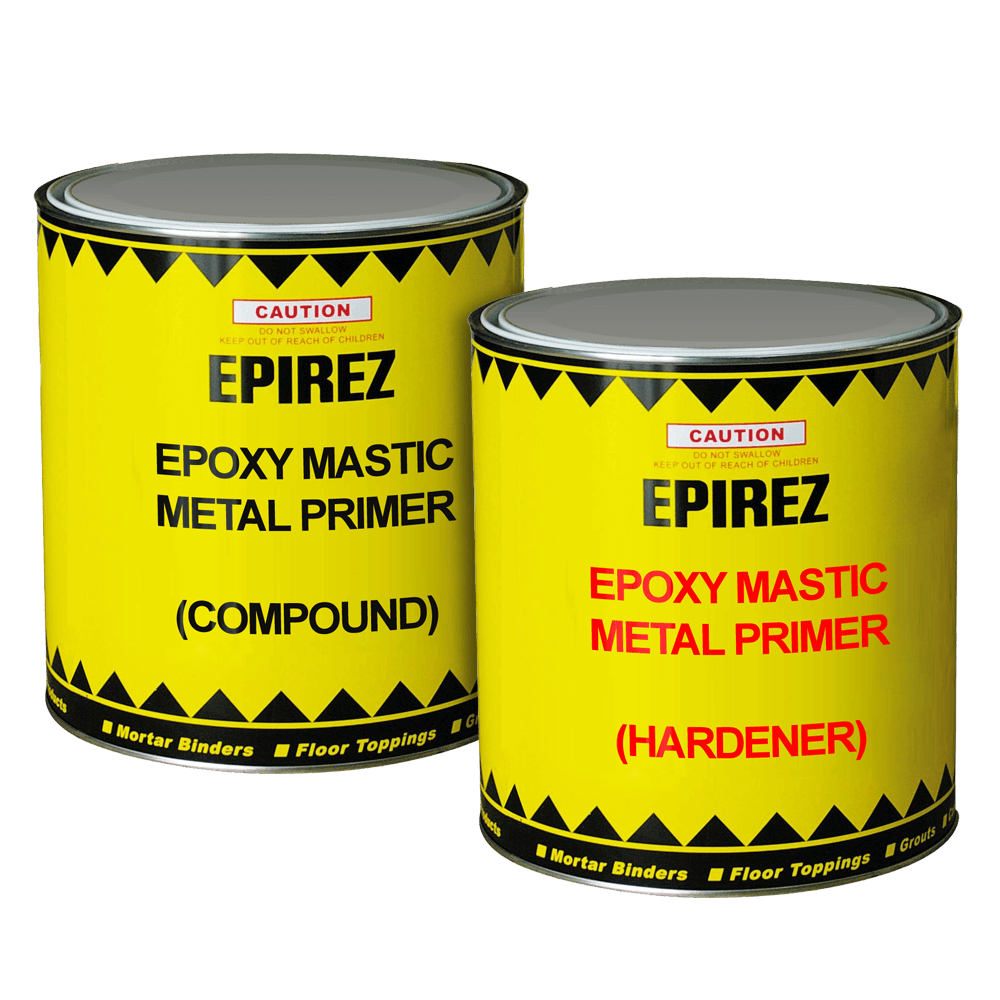 Epoxy Mastic Metal Primer (215)