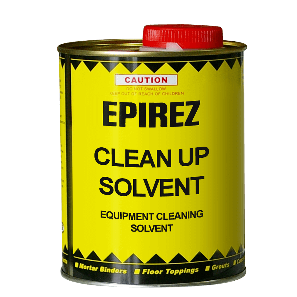 Clean Up Solvent –  Cleaning Up Equipment and Tools