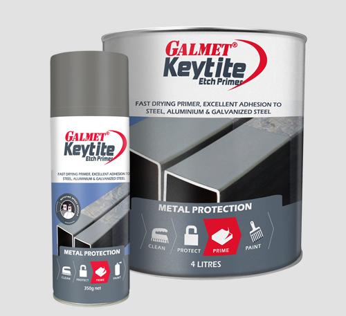Galmet® Keytite Etch Primer