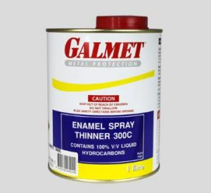 galmet enamel spraying thinner 300c is a fast evaporating thinner. Black Bedroom Furniture Sets. Home Design Ideas