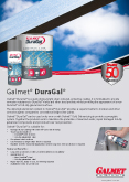 GAL_FLY_V1.0_Duragal_Product_Flyer
