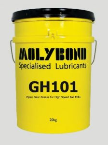 GH101 heavy duty lithium hydroxy stearate based open gear lubricant