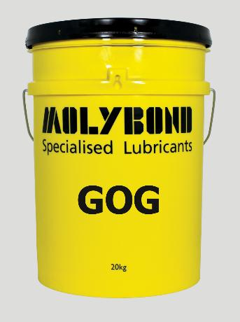 GOG – A lead free, heat and water resistant lithium based grease