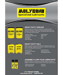 Molybond Brand Overview