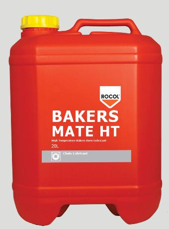 Bakers Mate HT – A dispersion of high grade graphite lubricant