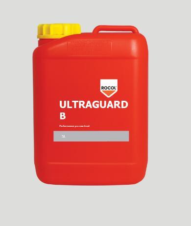 Ultraguard B – A broad spectrum bactericide