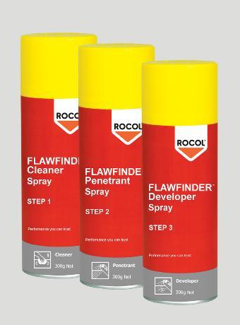 Flawfinder Kit (3 Part)