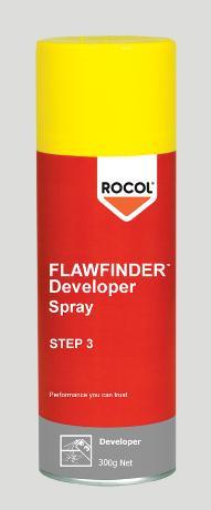 Flawfinder Developer Spray