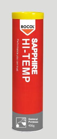 Sapphire Hi-Temp – High Temperature bearing grease