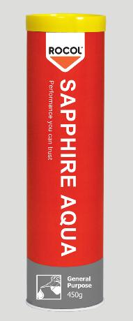 Sapphire Aqua – ideal for ball and roller or plain bearings found in water pumps, washeriers, boat winches and boat trailer wheel