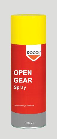 Open Gear Spray – Lubrication and corrosion protection of all types of open gears