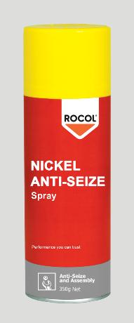 Nickel Anti-Seize Spray – Aerosol spray for stainless steel components