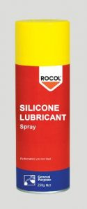 Silicone Lubricant Spray