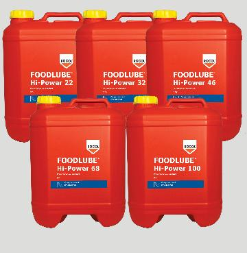 FOODLUBE Hi-Power Oils – Compressor, Hydraulic & Airline Fluids