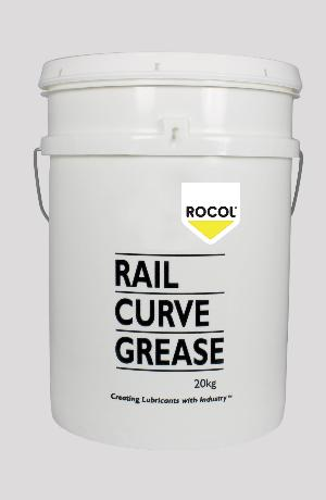 Rail Curve Grease