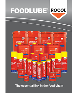 FOODLUBE Selection Chart
