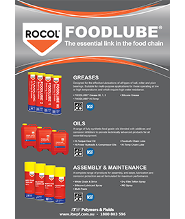 FOODLUBE Overview