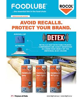 Rocol Foodlube Product Range